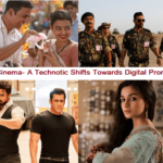 Hindi Cinema- A Techtonic Shifts Towards Digital Promotion