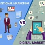 The choice is Up to You Whether Choose Digital Marketing or Traditional One